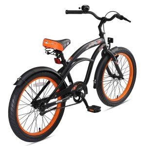 bikestar 20 Zoll Fahrrad für Mädchen
