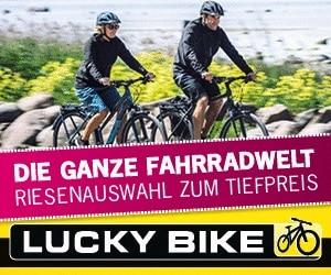 lucky bike logo