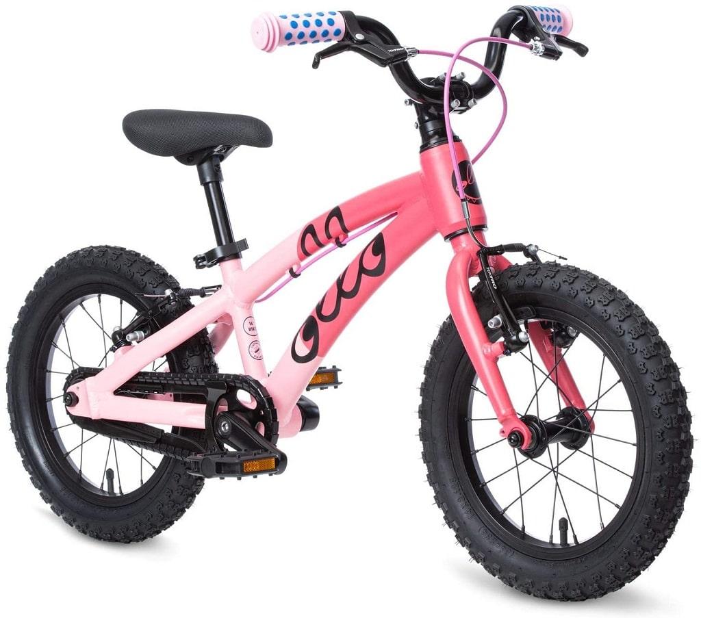 Ollo Kinderfahrrad 14 Zoll pink