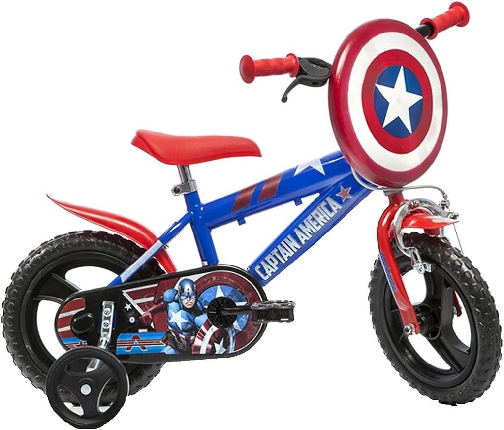 Dino Bikes Captain America 12 Zoll