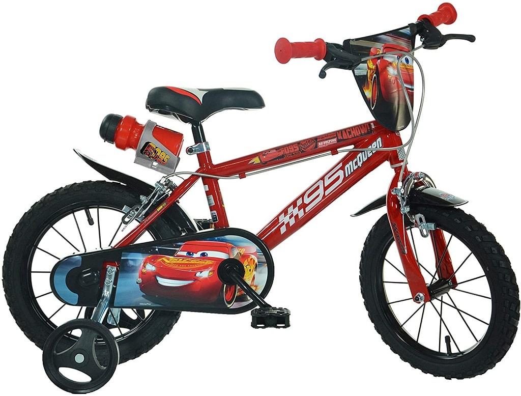 Dino Bikes Cars 16 zoll