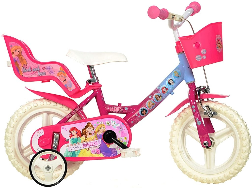 Dino Bikes Disney Prinzessinnen 12 Zoll