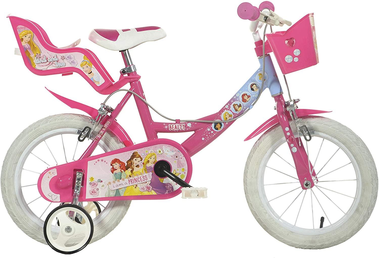Dino Bikes Disney Prinzessinnen 14 Zoll