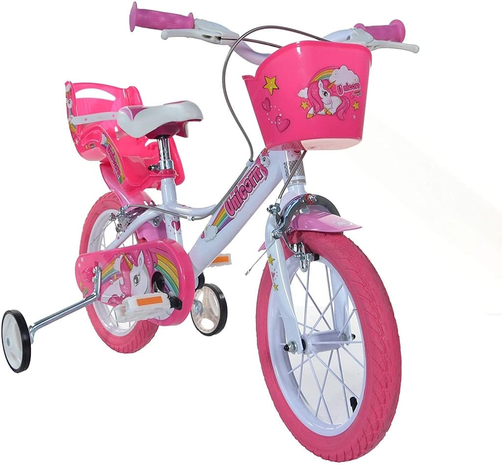 Dino Bikes Einhorn 16 Zoll