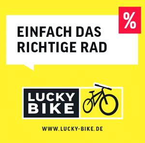 Lucky Bike Banner