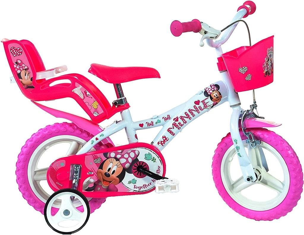 dino bikes minnie 12 zoll kinderfahrrad